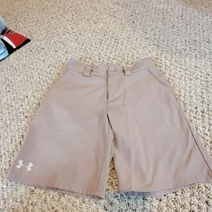 Under Armour boys dry fit shorts